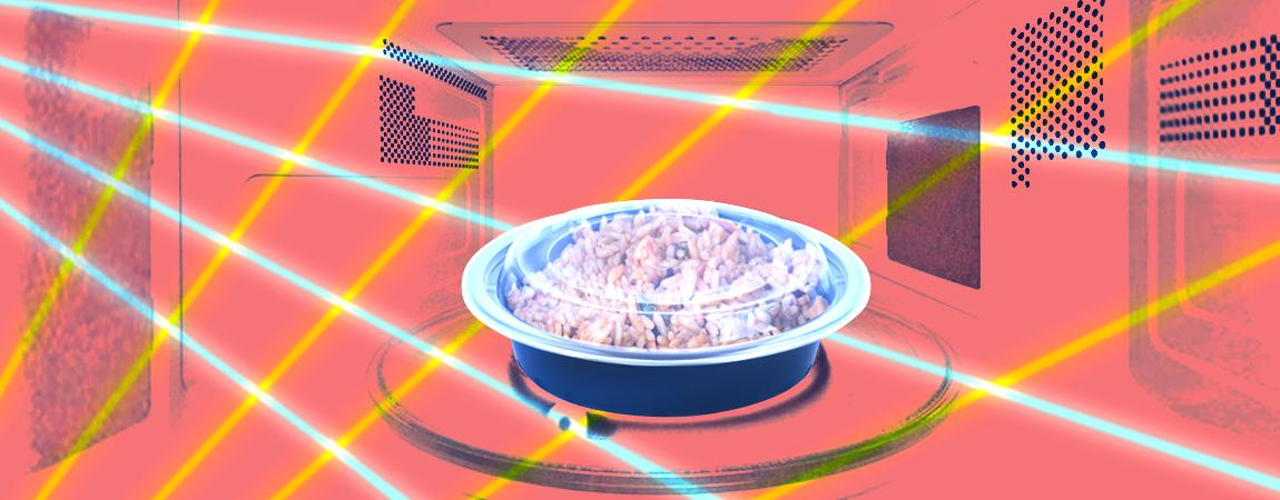 What Would Happen If You Microwaved A Non Microwave Safe Container