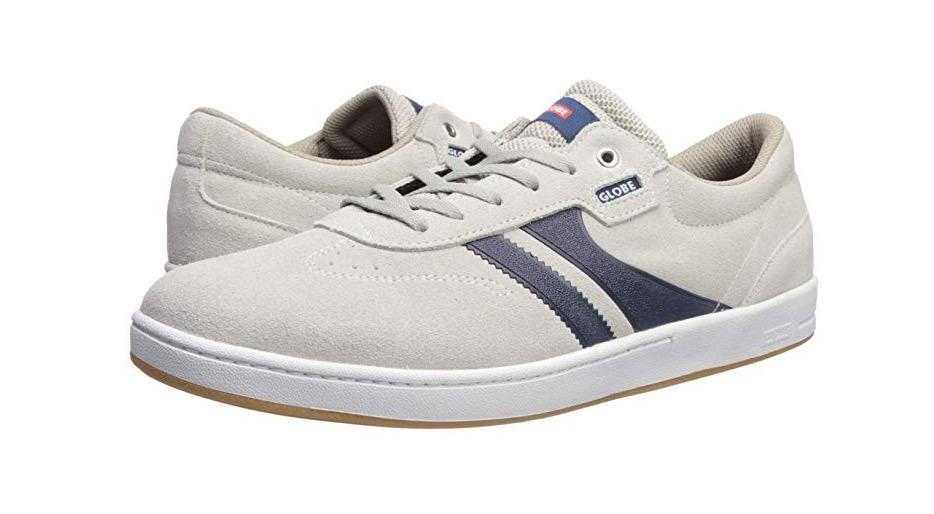 Clean, Classic Skate Shoe Packs Comfort