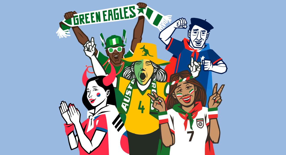 Which World Cup Team Should You Root For?