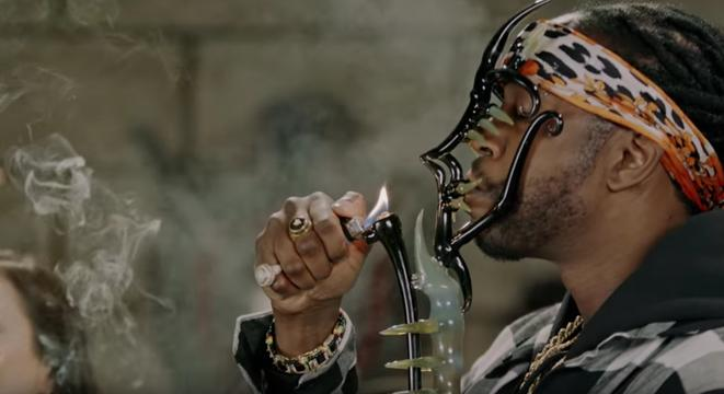 Are Expensive Sunglasses Worth It  2 chainz gets blazed and tries on stupidly expensive sunglasses digg