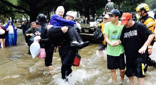 We Were Prepared For A Storm, But Not Hurricane Harvey