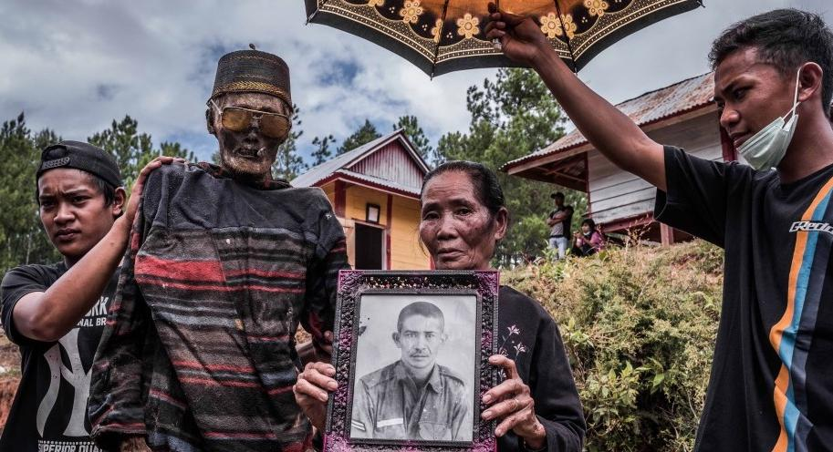 Uncovering the strange, uncanny death rituals of the Torajans