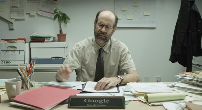 What If Google Were A Guy - Digg