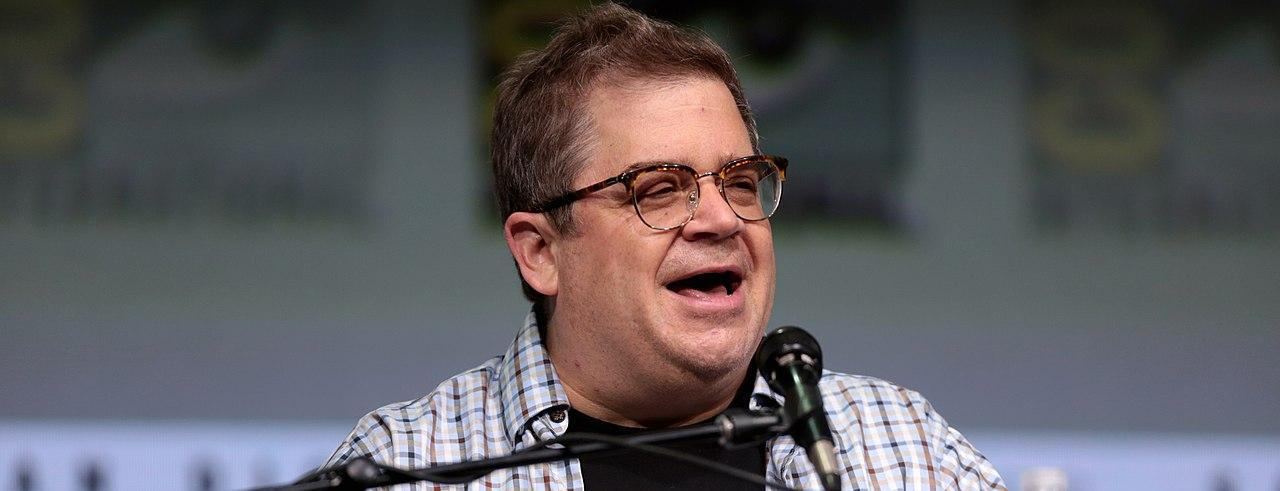 Conservative Troll Tries To Smear Patton Oswalt With Oswalts Own