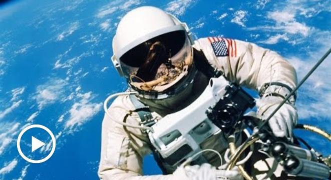 Watch 'Suit Up,' NASA's Short Film Commemorating 50 Years Of Spacewalks - Digg
