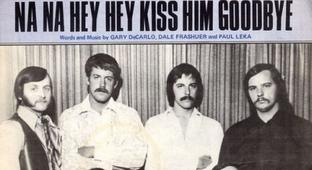 The Numerous Groups That Pretended To Be Steam, The 'na Na Hey Hey Kiss Him Goodbye' Band