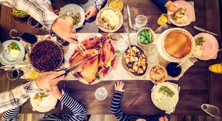 How long can you keep Thanksgiving leftovers for?