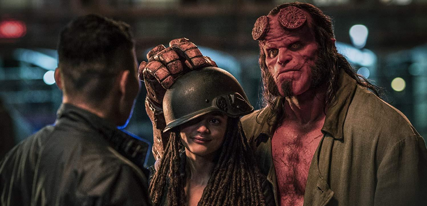 Is The 'Hellboy' Reboot A New Low For Comic Book Movies? Here's What The Reviews Say