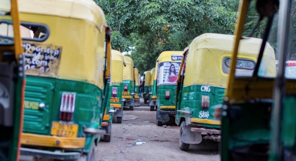 Rickshaws and Beedis: Meet the Drivers Who Keep Delhi Running