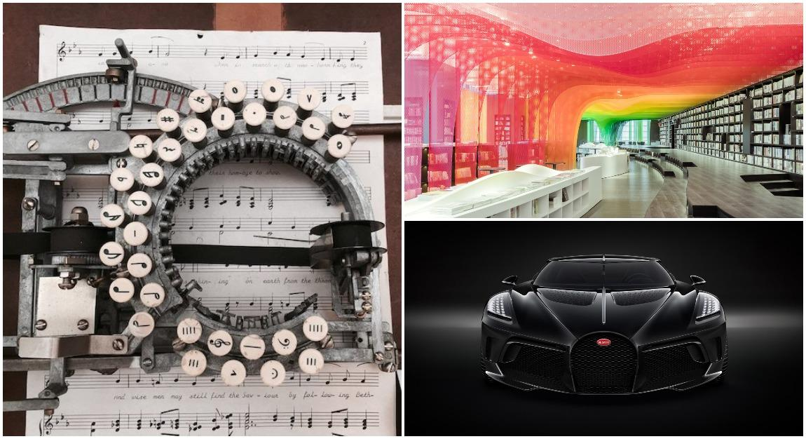The World's Most Expensive Car, And More Of The Week's Coolest Design