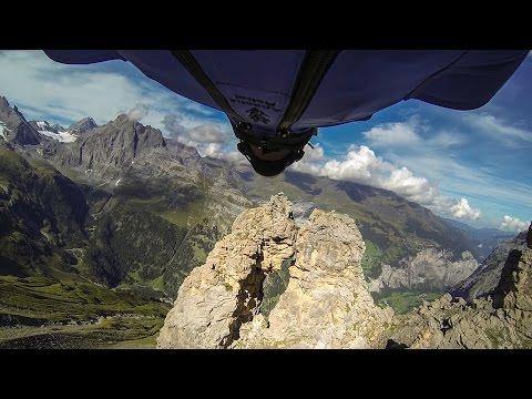 Piloting What Might Be The Most Difficult BASE Jump In The World - Digg