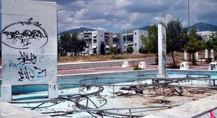 How the Olympics rotted Greece