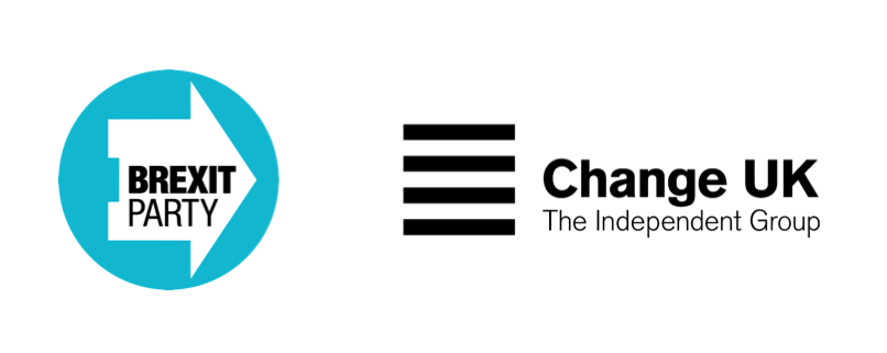 The Brexit Party Cleverly Designed Their Logo To Help Them Get Extra Votes