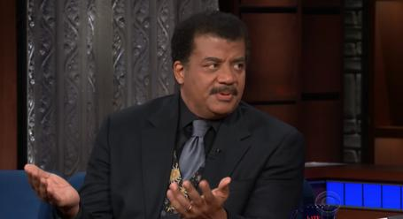 Neil deGrasse Tyson Swiftly Debunks The Moon Landing Conspiracy