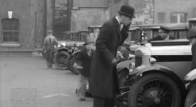 Footage With Authentic Audio From 1928 England Will Knock Your Knickers Off