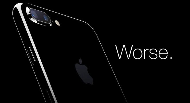 Parody apple ad for the iphone 7 hits the nail on the head digg publicscrutiny Choice Image