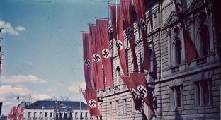 Color Photos of Berlin in 1937