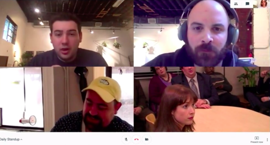 This Clever Chrome Plugin Disguises Netflix As A Work Conference