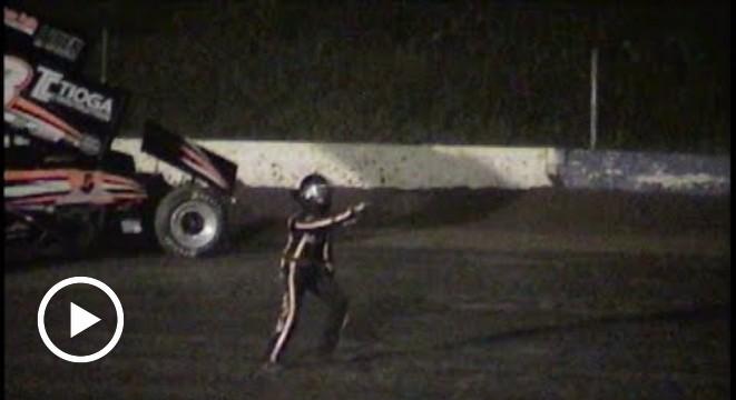 Dirt Track Car Crashes