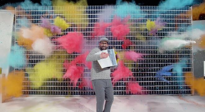 OK Go's Colorful New Music Video Was Shot In 4.2 Seconds