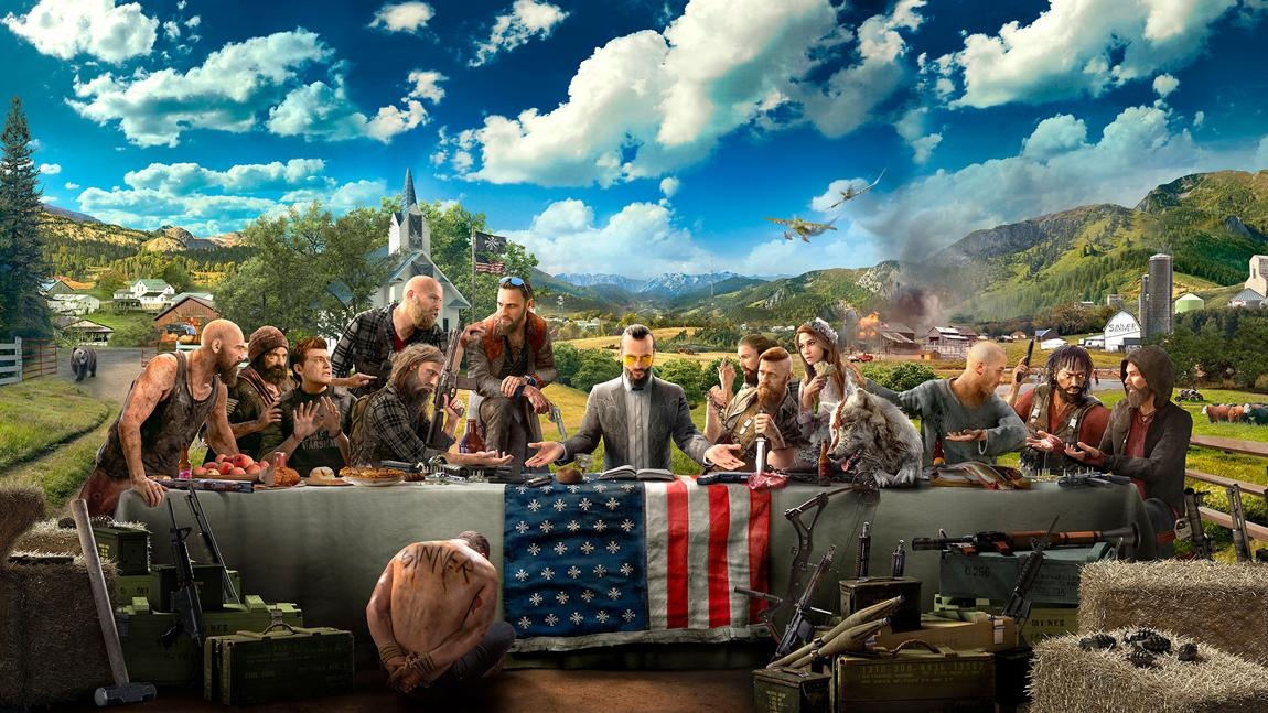 Is Far Cry 5 A Good Video Game Here S What The Reviews Have To