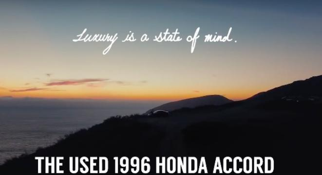 16c138ceee Guy Makes A Commercial For His Girlfriend s Used  96 Honda