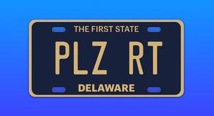 Why The Internet Loves The Vanity Plate