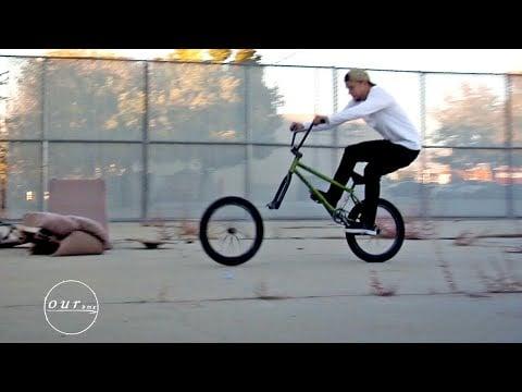 Dude Pulls The Most Inventive, Hilarious BMX Tricks We've Ever Seen - Digg