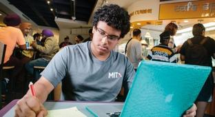 Homeschooled with MIT courses at 5, accepted to MIT at 15