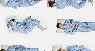 Infographic: Sleep Positions 101