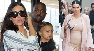 Kim Kardashian and Kanye West's new baby boy's name will be Easton