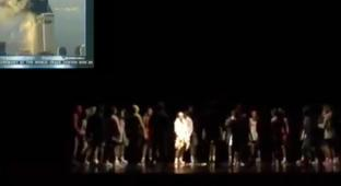 This 8th Grade Musical Skit, Which Includes A Tribute To 9/11, Is Just Bonkers
