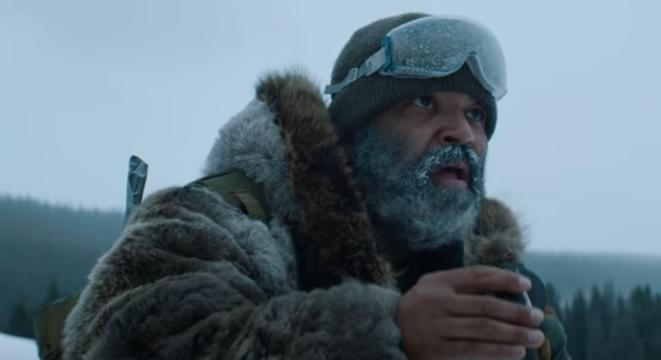It's All Wolves, Snow And Suspense In Upcoming Netflix Film 'Hold