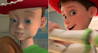 How Pixar Improved The Quality Of Its Animation From 1995 To 2019