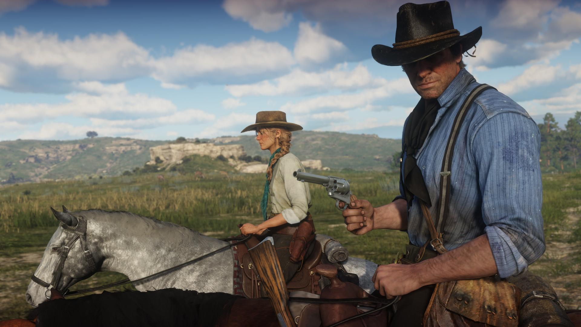 0393a08f032 Does  Red Dead Redemption 2  Live Up To The Hype  Here s What The Reviews  Are Saying