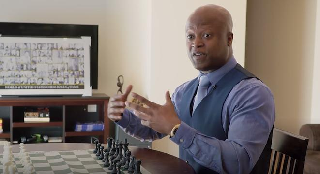 Words Of Wisdom From Chess Grandmaster Maurice Ashley