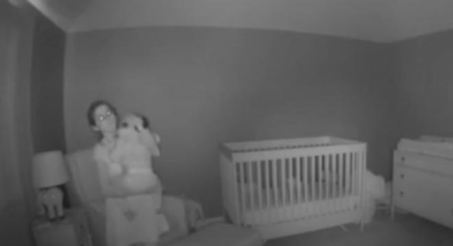 Mom Tries To Put Her Kid In A Crib, And, Well, This Glorious Thing