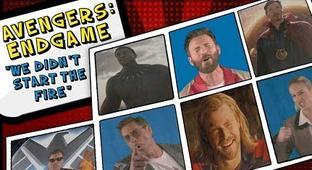 An 'Avengers' Parody Of 'We Didn't Start The Fire'