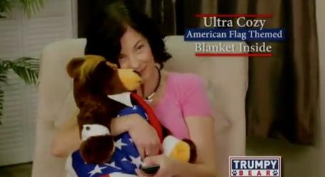 This Ad For The 'Trumpy Bear' Ran On Fox News, And It Is Deeply Weird