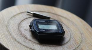 Hacking The Casio F-91W To Handle 1000+ PSI