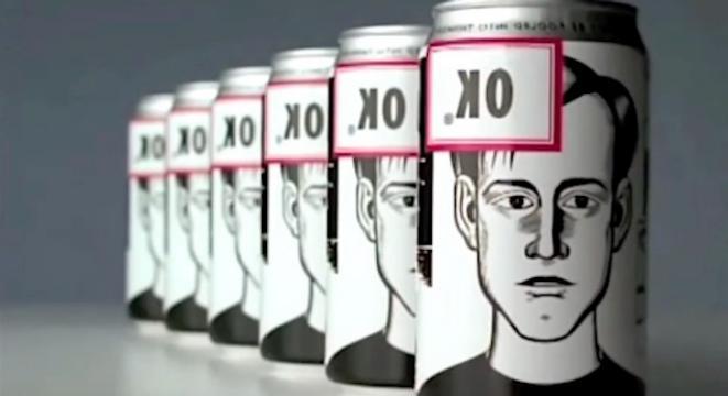 The Story Of 'OK Soda,' The Pr...