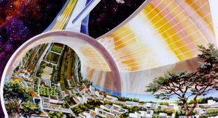 The Futuristic Art Of NASA