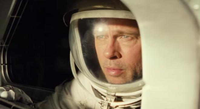 The IMAX Trailer For Brad Pitt's Space Thriller 'Ad Astra' Is Spectacular