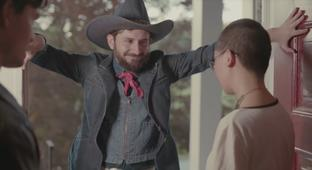 A Cowboy Needs To Get Into A House In This Unsettling/Hilarious Adult Swim Short