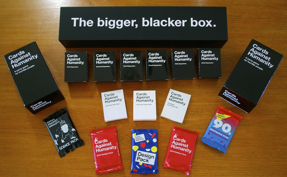 Cards Against Humanity Design Pack Cards Against Humanity LLC