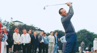 The Importance of Being Arnie