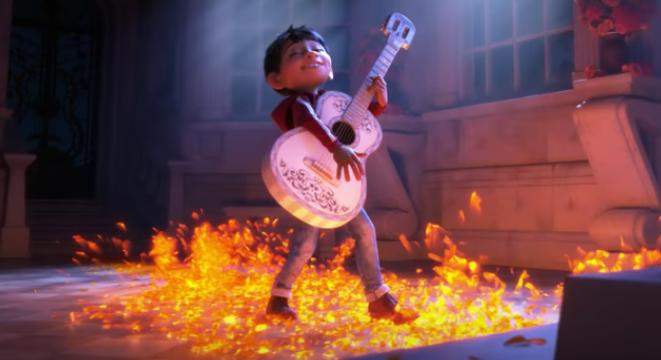 Pixar S Upcoming Film Coco Features A Musical Little Boy
