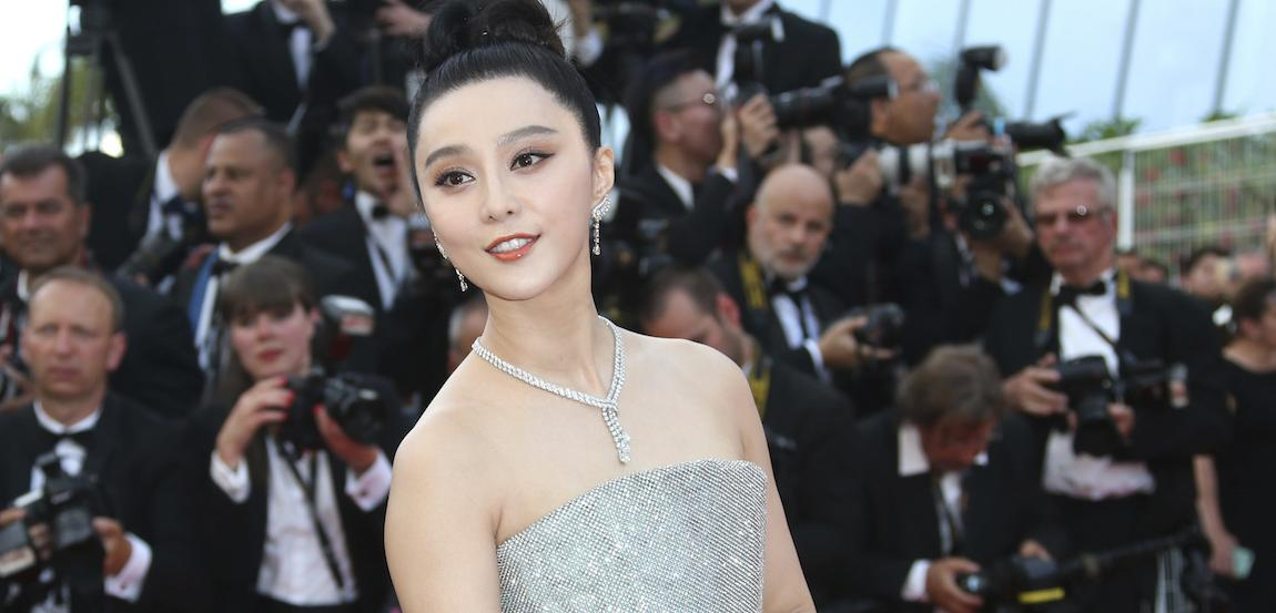 after disappearing for months superstar chinese actress fan