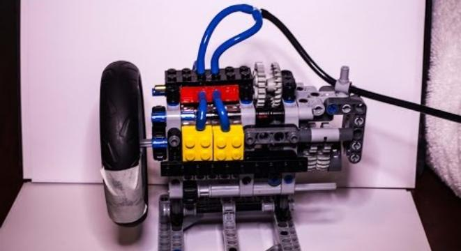 LEGO Machine Uses Engineering, Magic To Make Paper Airplanes - Digg