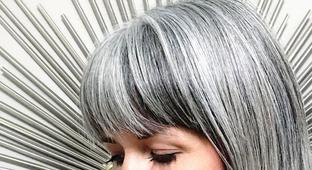 I Stopped Dyeing My Gray Hair as an Act of Resistance
